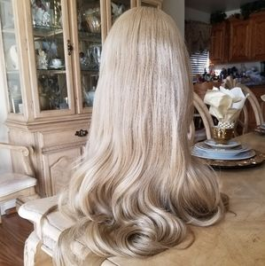 Ash Blonde Beauty Lace Front Wig